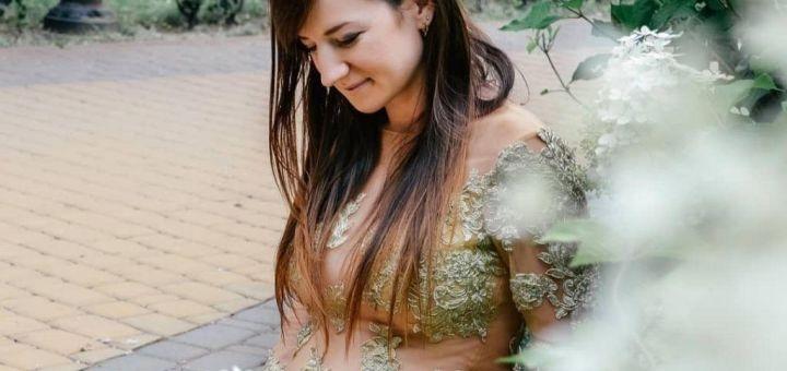 Фотосессия для будущих мам «В ожидании чуда» в шикарных платьях от «Photo of Dream»