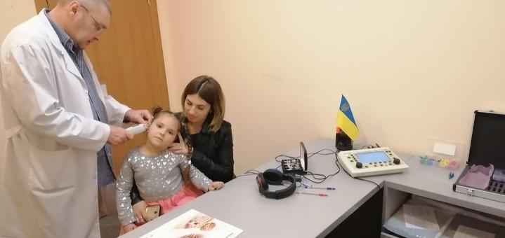 Комплексная диагностика слуха в сети медицинских центров «Mедакустика»