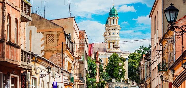 Тур выходного дня по Прикарпатью от туристической компании «Miracle Travels»