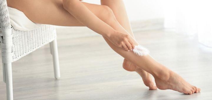 Восковая депиляция подмышек, верхней губы, зоны бикини или ног в студии красоты «Sbeauty»