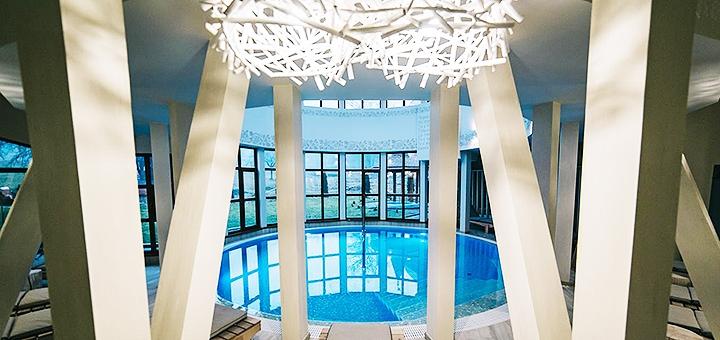 От 3 дней отдыха со SPA и завтраками в отельном комплексе «Червона Рута» в Шаяне