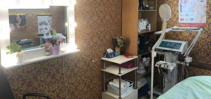До 10 сеансов вакуумного аппаратного массажа лица в косметологическом кабинете «Kosmoestet»
