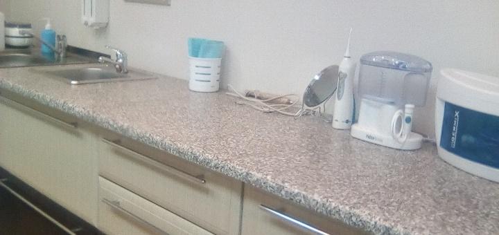 Установка фотополимерной или композитной пломбы в стоматологическом кабинете «White Smile»