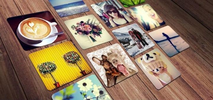 Фотомагниты из фотографий различных форматов от студии фотопечати «Flamingo»