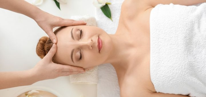 Скидка до 51% на испанский массаж лица в косметологическом кабинете «Массаж от Души»