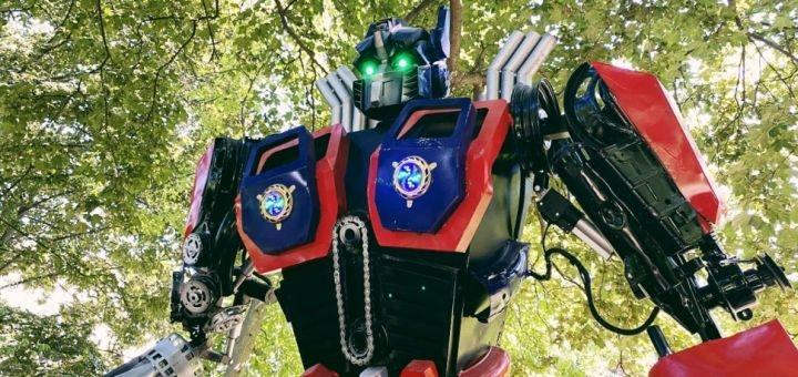 Входной билет на выставку «Восстание роботов» на ВДНХ