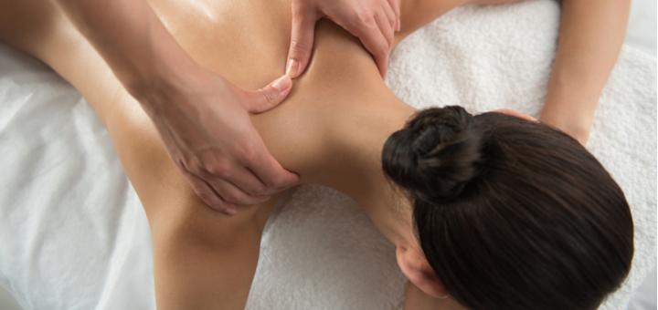 До 10 сеансов массажа тела в клинике «Брак и Семья»