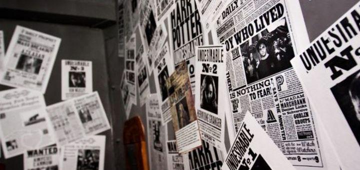 Посещение квест-комнаты «Хогвартс - Гарри Поттер» от компании «Izolyatsiya»