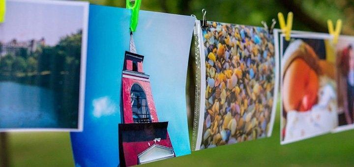 Печать до 100 фотографий различных форматов на премиум-бумаге от студии «Натали»