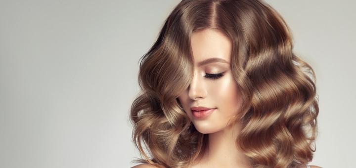 Реконструкция волос «Nashi Argan» в студии красоты «Вeautу 35»
