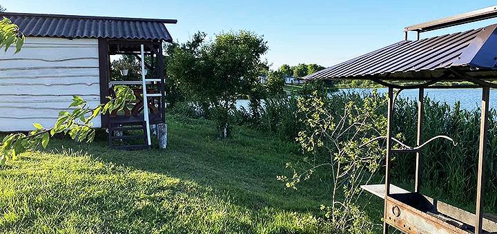 1 день отдыха с завтраками и рыбалкой в VIP-коттедже комплекса «Balka Eco Club»