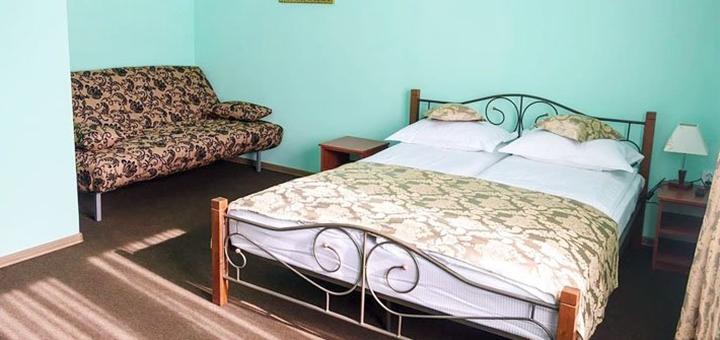 От 3 дней отдыха с завтраками в отельном комплексе «Панська Ровінь» в Карпатах