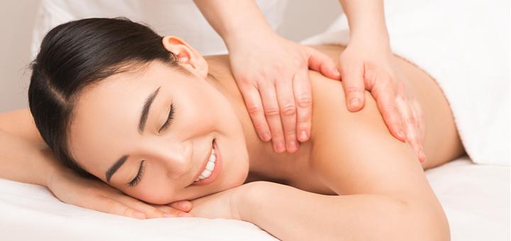 До 10 сеансов массажа спины, общего массажа или лимфодренажного массажа в «BODY health»