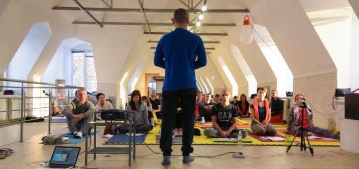 До 24 занятий йогой в студии-йоги «Dzen Yoga Studio»