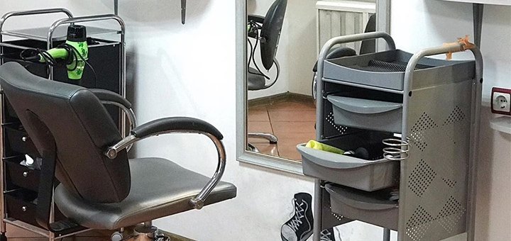 Стрижка, укладка, мелирование, балаяж, омбре или шатуш от стилиста-парикмахера Галины Негрецкой