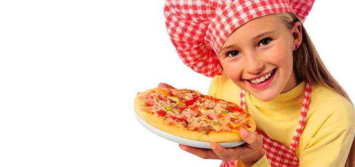 Скидка до 55% на мастер-класс по приготовлению пиццы с посещением игровой комнаты