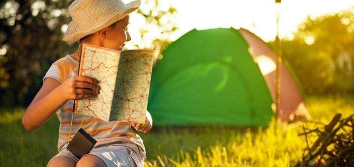 Лучший лагерь для активных и спортивных! Скидка на путевки в детский лагерь «Жизнь» под Киевом!