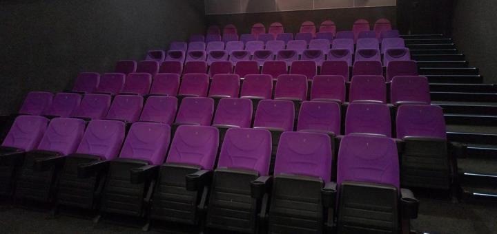 Специальная цена на билеты в кино на сеансы по будням в кинотеатре «Kinoman»