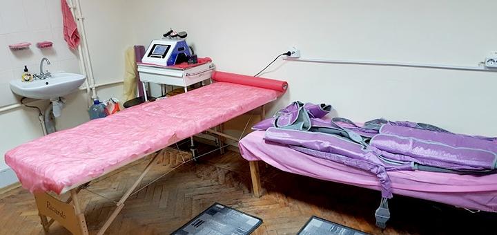 До 5 сеансов прессотерапии и лазерного липолиза в SPA-студии «Кабинет коррекции фигуры»