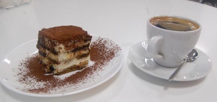 Скидка 50% на все меню кухни и безалкогольные напитки в кофейне «Пані Кавуся»