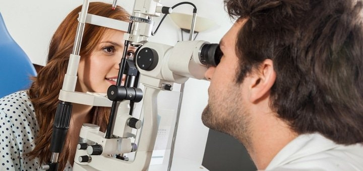 Комплексное офтальмологическое обследование в медицинском центре «Сучасна офтальмологія»