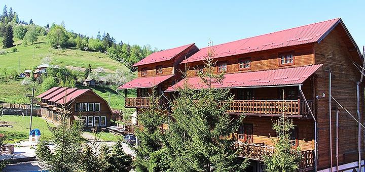 От 3 дней отдыха с двухразовым питанием в отеле «Бюргер-Тростян» в Славском