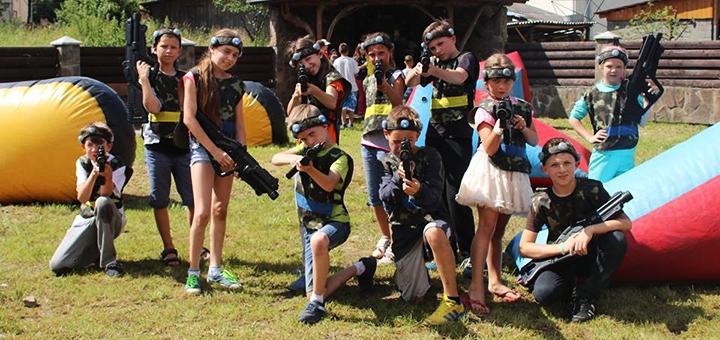 Осенние каникулы «All Inclusive» для детей в детском лагере «Гердан» в Карпатах
