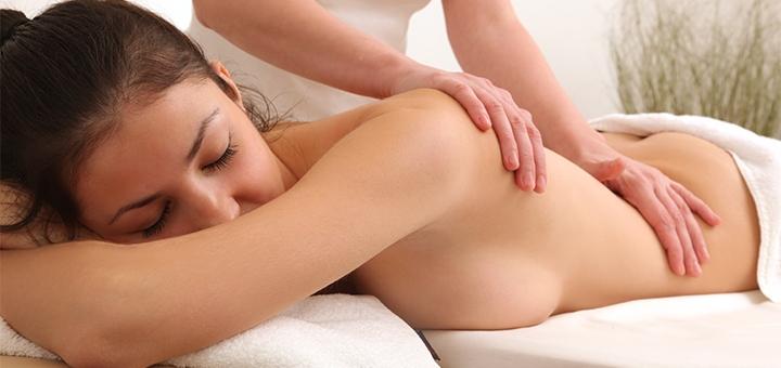 Скидка до 77% на массаж спины в салоне красоты «Tati»