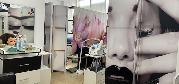 Наращивание ресниц классическое, объемное, 4D или 5D в студии красоты «Lash Bar»