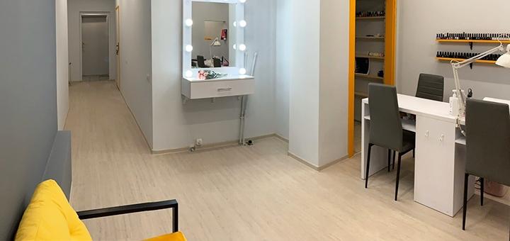 Массаж, маникюр, педикюр и покрытие гель-лаком в студии красоты «Mandarin Nail Studio»