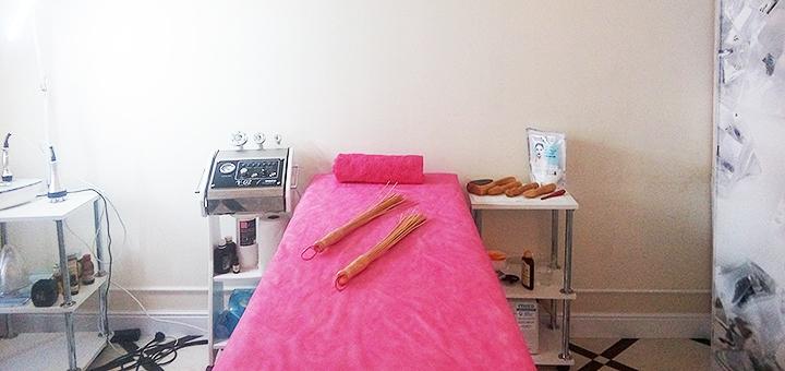 До 5 сеансов посещения фитобочки со скрабом для тела в салоне красоты «Линии тела»