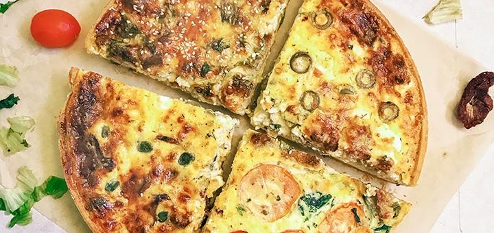 Соленые пироги с доставкой от пекарни «Viva Bakery»