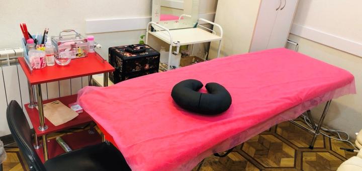 Скидка 50% на ламинирование и реконструкцию ресниц или бровей в бьюти-студии Марии Скакун