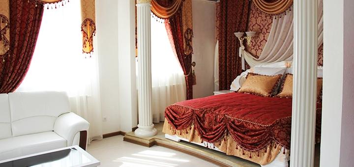 От 3 дней отдыха с завтраками в отеле «МішиН-СіТі» в Тернопольской области