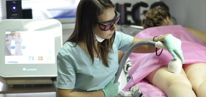 Скидка 50% на лазерную эпиляцию любой зоны и 30% на эпиляцию ног в сети «Lazer Beauty»