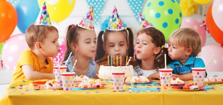 Cвяткування дитячого дня народження в розважальному центрі «Жу-жу»