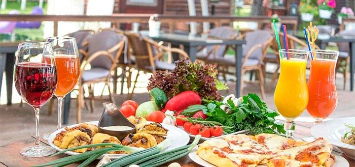 От 2 дней отдыха со SPA и завтраками в развлекательном комплексе «Галера» на берегу Днепра