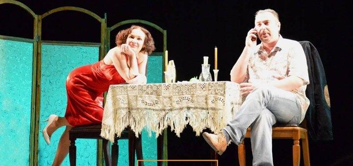 Два билета на спектакли в октябре от театра «Новая сцена»