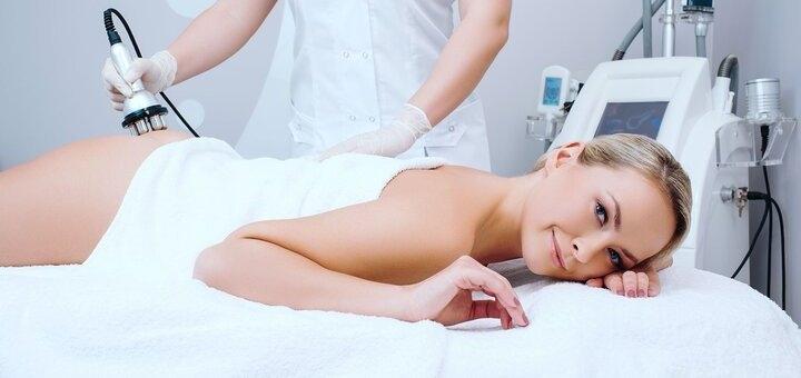 Скидка до 75% на кавитацию и вакуумный массаж тела от Виктории Большаковой