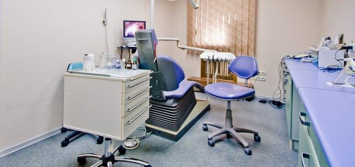 Профессиональная ультразвуковая и Air-Flow чистка зубов в стоматологии «Дента Витал»