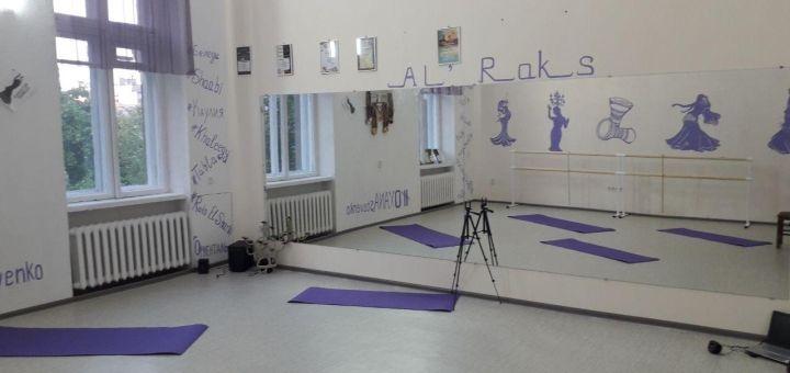 Скидка до 74% на занятия восточными танцами или фитнес-беллиданс в «Al' Raks solo-studio»