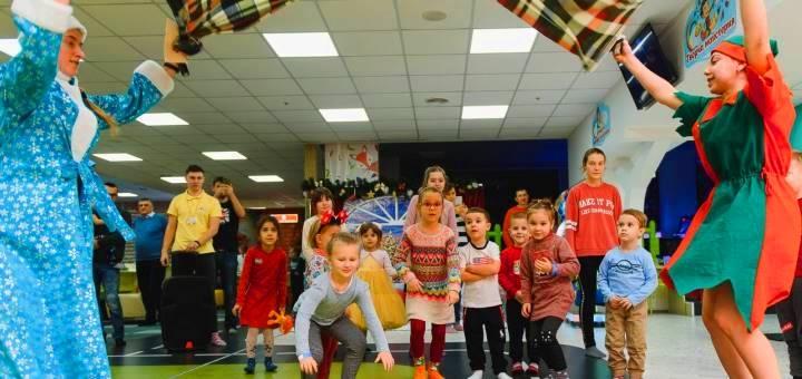 Входной билет на целый день развлечений для ребенка в детском центре «Країна Мрій»