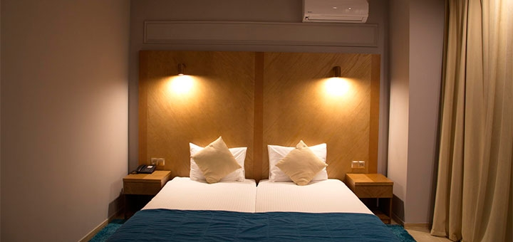 От 2 дней отдыха c завтраками в отеле «Boomerang Boutique hotel» в Одессе