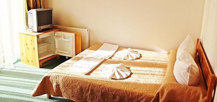 От 3 дней отдыха в отельном комплексе «На Горбі» в Карпатах
