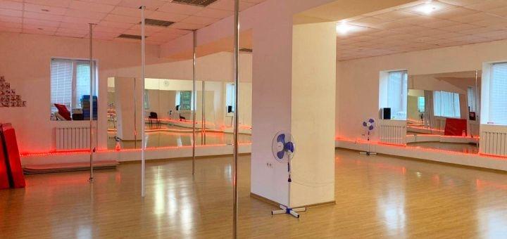 Скидка до 55% на занятия pole dance в танцевальной студии «Life in Dance»