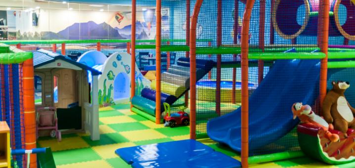 Целый день развлечений для ребенка в развлекательном комплексе «Игроленд»