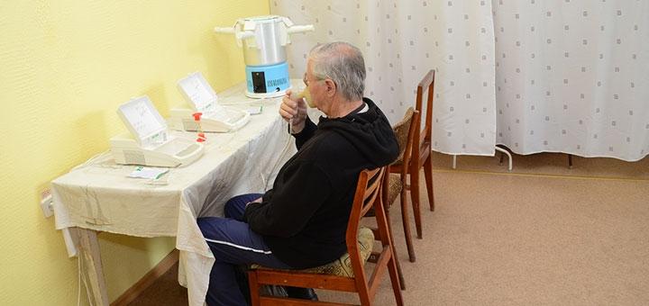 От 5 дней отдыха зимой с питанием и лечением в санатории «Східницькі Карпати»