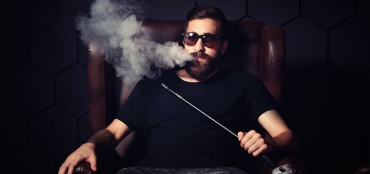 Кальян на премиум табаке с арендой игровой приставки X-Box в кальян-баре «Brighton Beach»