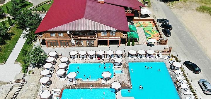 От 3 дней отдыха с завтраками, посещением сауны и чана в отеле «Чорна скеля» в Виноградове