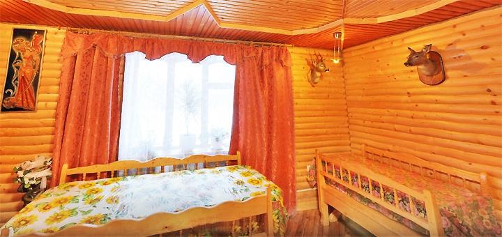 От 3 дней отдыха с питанием в усадьбе «Юрта» в Татарове